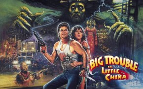 He Loves the Schlock, Episode Six: Big Trouble in Little China