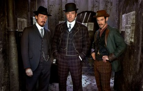 Ripper Street – Law & Order: Cheeky Buggah Unit
