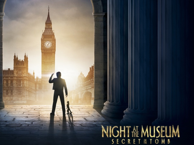 Night At The Museum Secret of The Tomb Poster HD Wallpaper