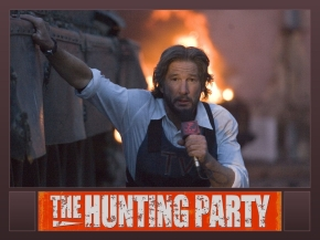 The Hunting Party: Hi-Ho the Dairy-Oh